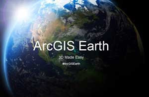monde geospatial Download ArcGIS Earth 1.6.1