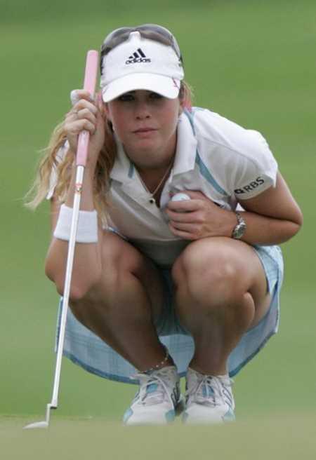 Sexy Female Golfers 55