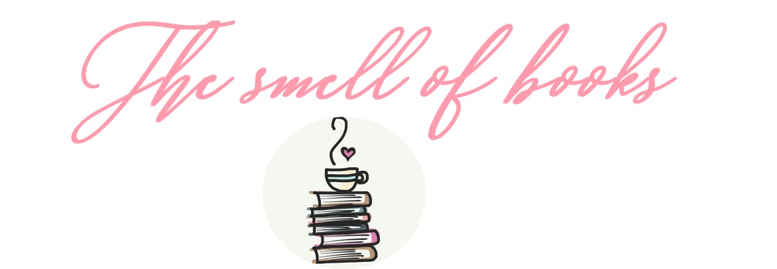 The smell of books