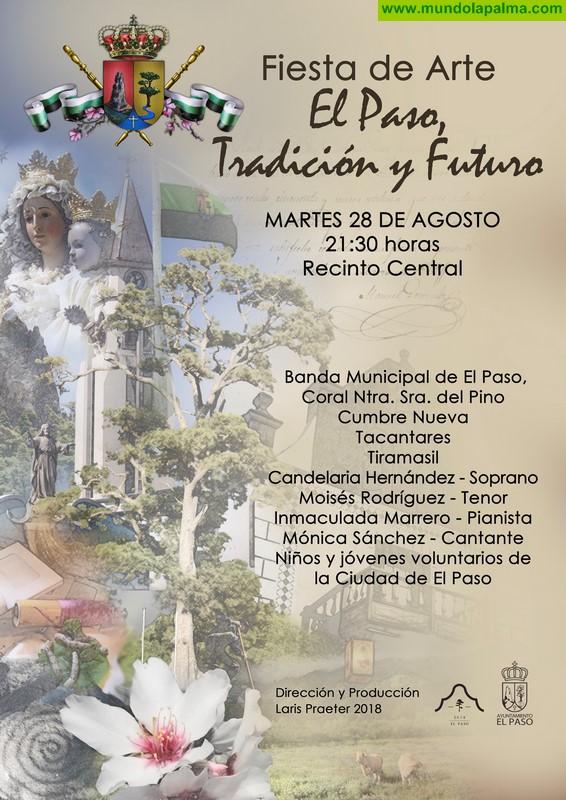 """Fiesta de arte El Paso, """"Tradición y Futuro"""""""