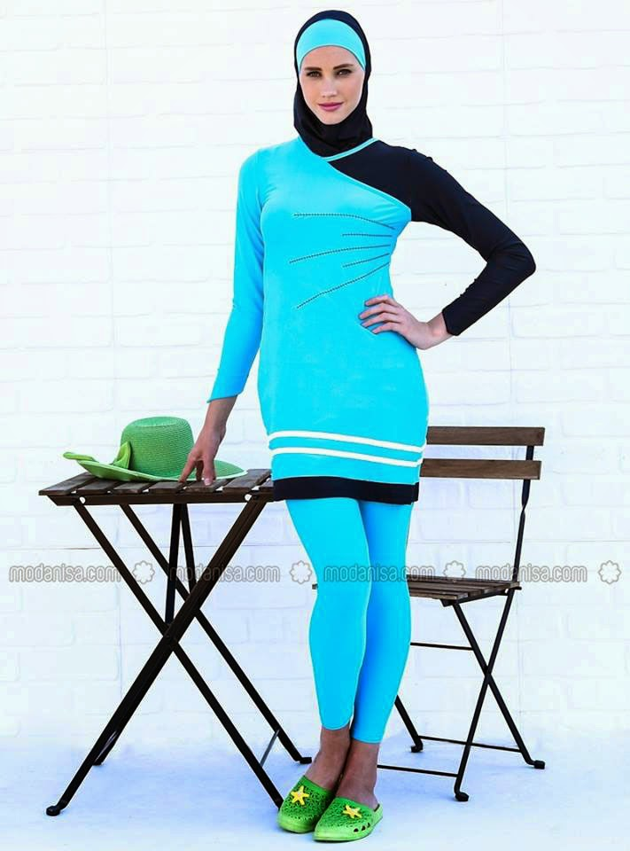 Souvent Hijab mode - Maillot de bain hijab france | Beautiful Hijab Styles OA41