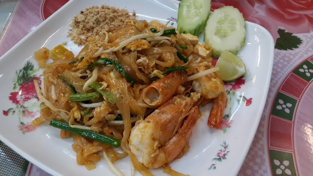 Pad Thai in Krabi