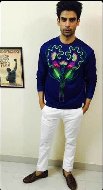 Spotted: Gaurav Arora in Alberto Torresi Shoes