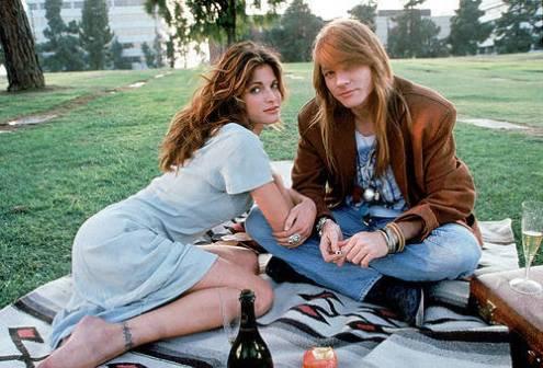 Permusuhan Axl Rose dan Kurt Cobain Dua Rock Star
