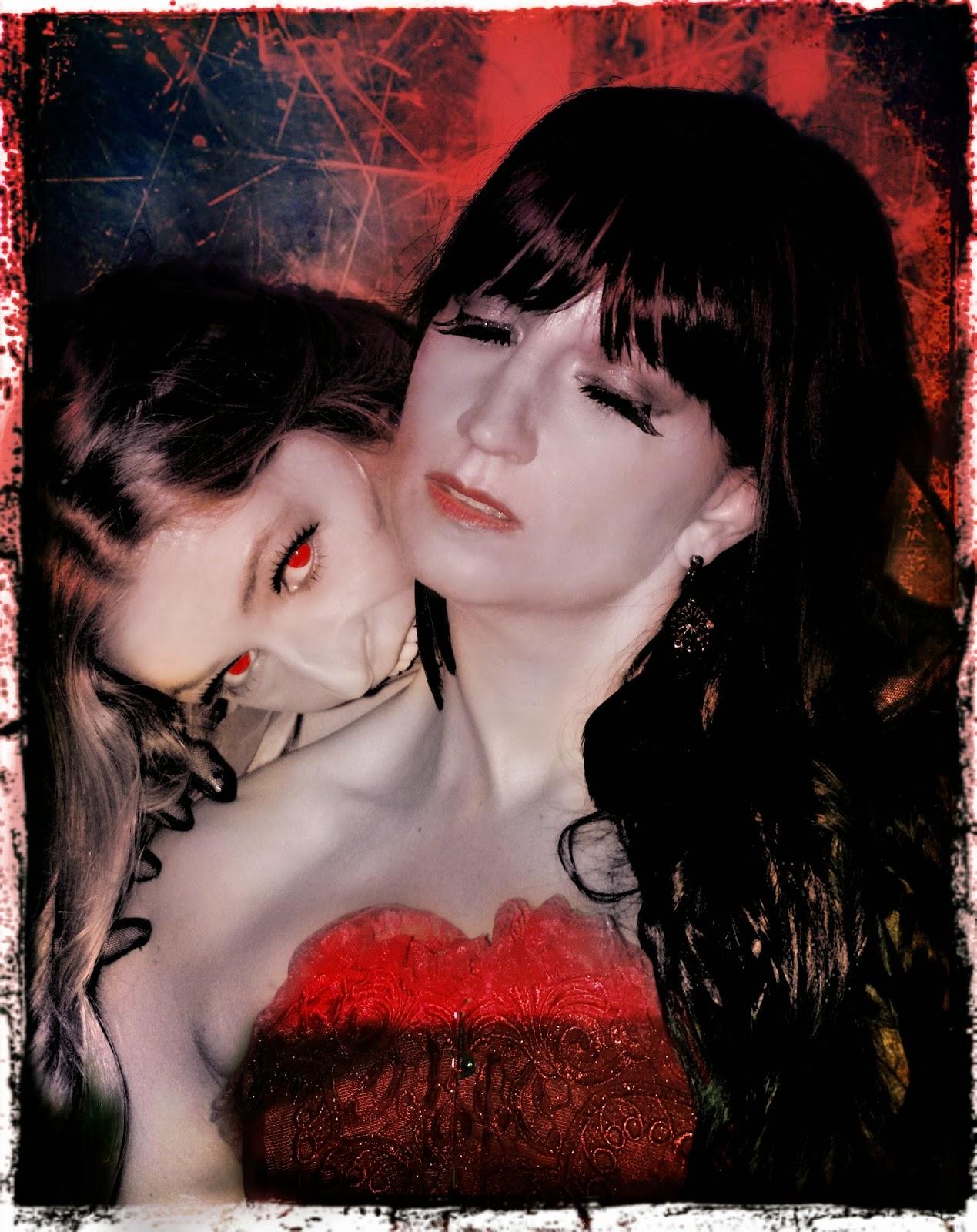 Girls sexy asian vampires sex