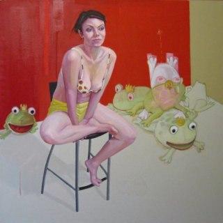 Итальянская художница. Sonia Ceccotti