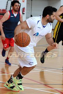 Liga de Baloncesto de Aranjuez
