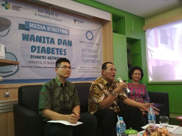 Wanita Rentan Terkena Diabetes