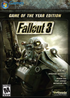 879 Download Free PC Game Fallout 3 Game Of The Year Edition