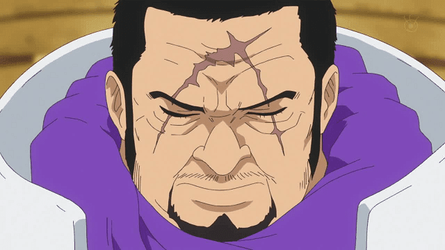 fujitora menggantikan aokiji
