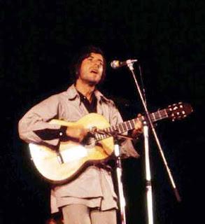 Leonard Cohen à Aix-en-Provence 1970 ©StevieDixon