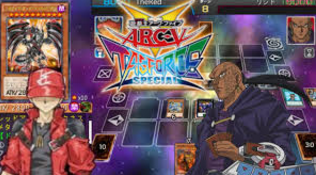 yu gi oh 5ds tag force 6 psp iso english