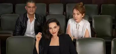 Eduardo Moscovis, Tainá Müller e Camila Morgado são os protagonistas de Bom Dia, Verônica