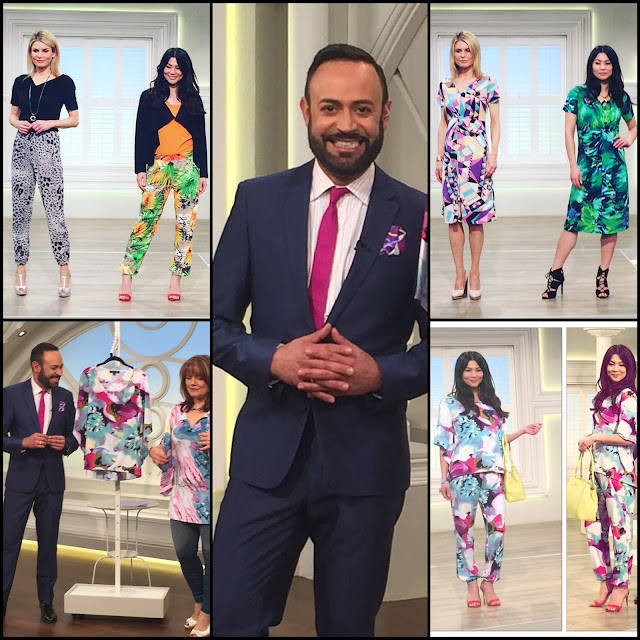 "NV NICK VERREOS.....BLOG Photo Recap of ""NV Nick Verreos"" March 2016 Show on QVC UK"