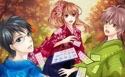 Lá bài Cổ 3  Chihayafuru SS3