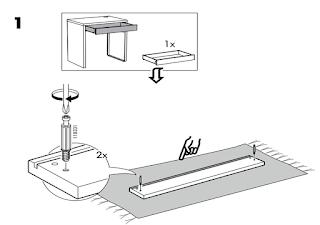 Manual de Montagem Ikea