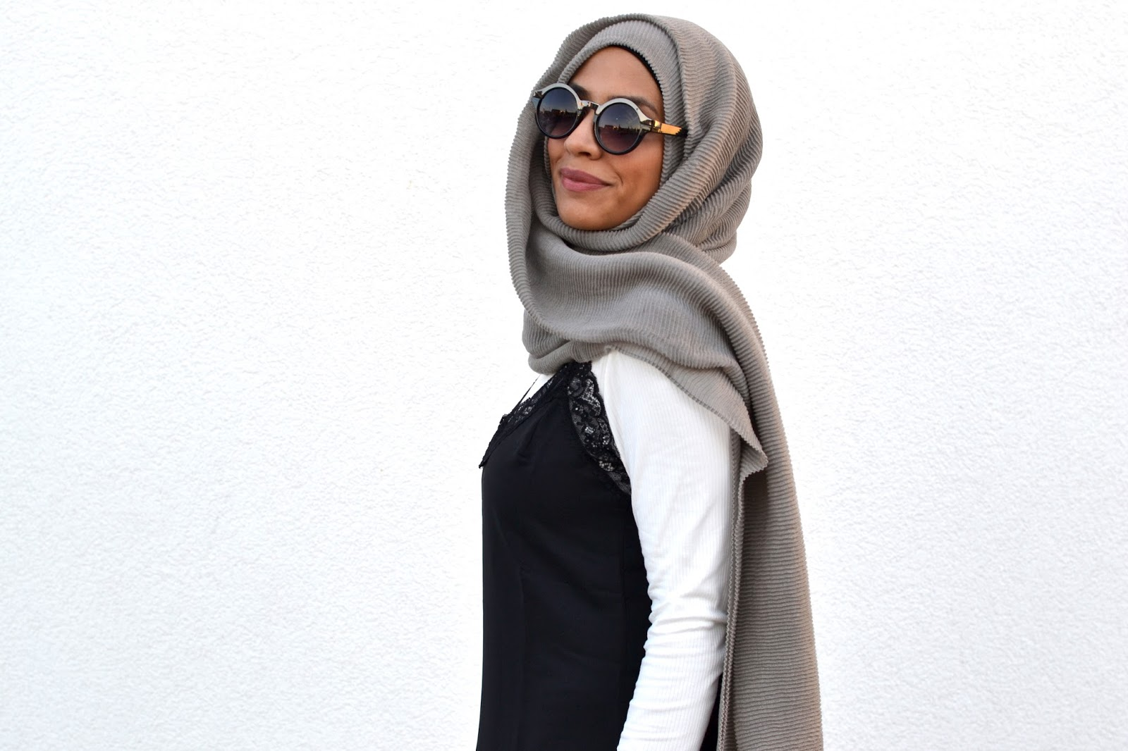 slip dress hijab