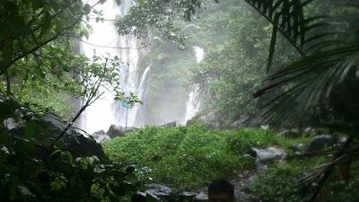 Legenda wisata air terjun Songgo Langit