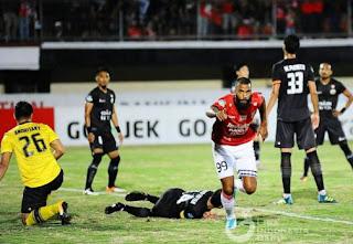 Persija Tumbang di Kandang Bali United #PersijaDay