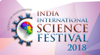 4th India International Science Festival-2018 held in Lucknow
