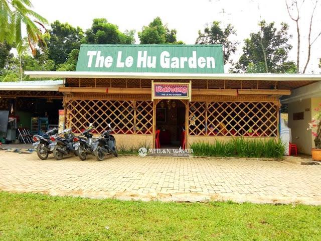 The Le Hu Garden : Taman Asik yang Kekinian
