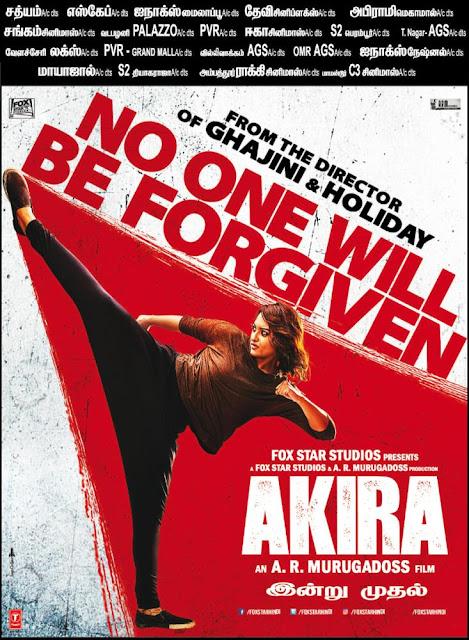 A.R.Murugadoss Akira Hit the Screen Today