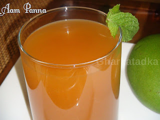 Raw Mango Juice