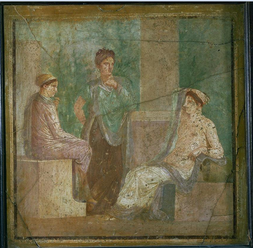 Image from Herculaneum