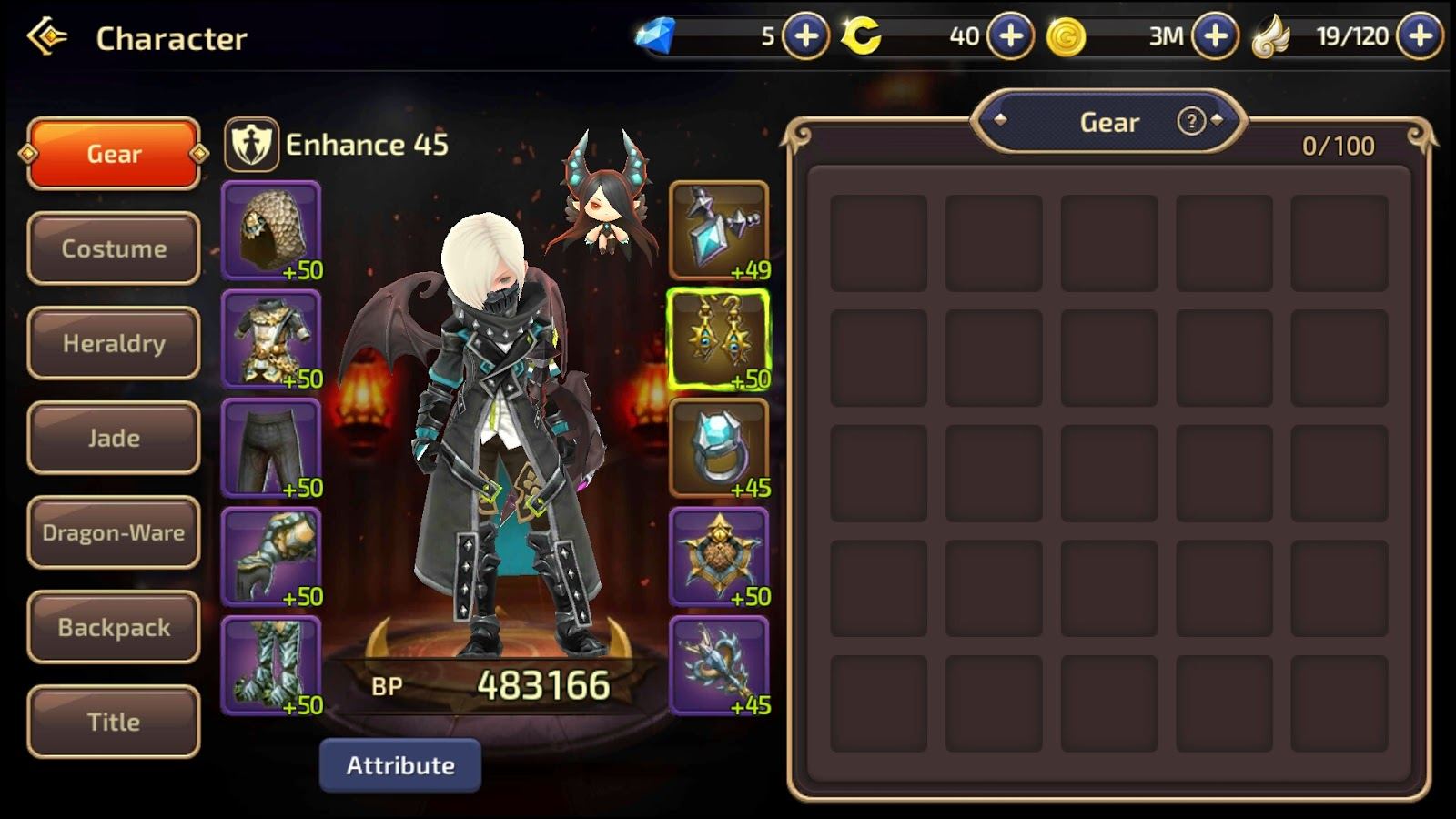Image result for equipement dragon nest