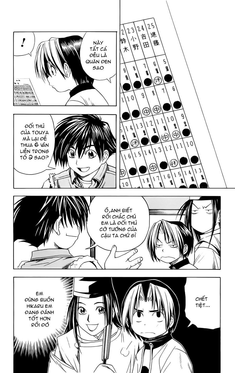 Hikaru No Go hikaru no go chap 46 trang 2