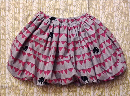 KCW Spring Bubble Skirt