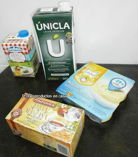 Disfrutabox: central lechera, unicla, Pompadour, diabalance