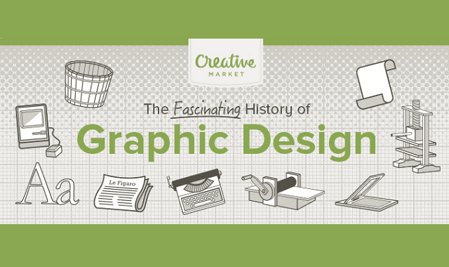 The History of Graphic Design