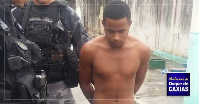 Foragido que deixou presídio na 'saidinha' do dia das mães é preso em Duque de Caxias