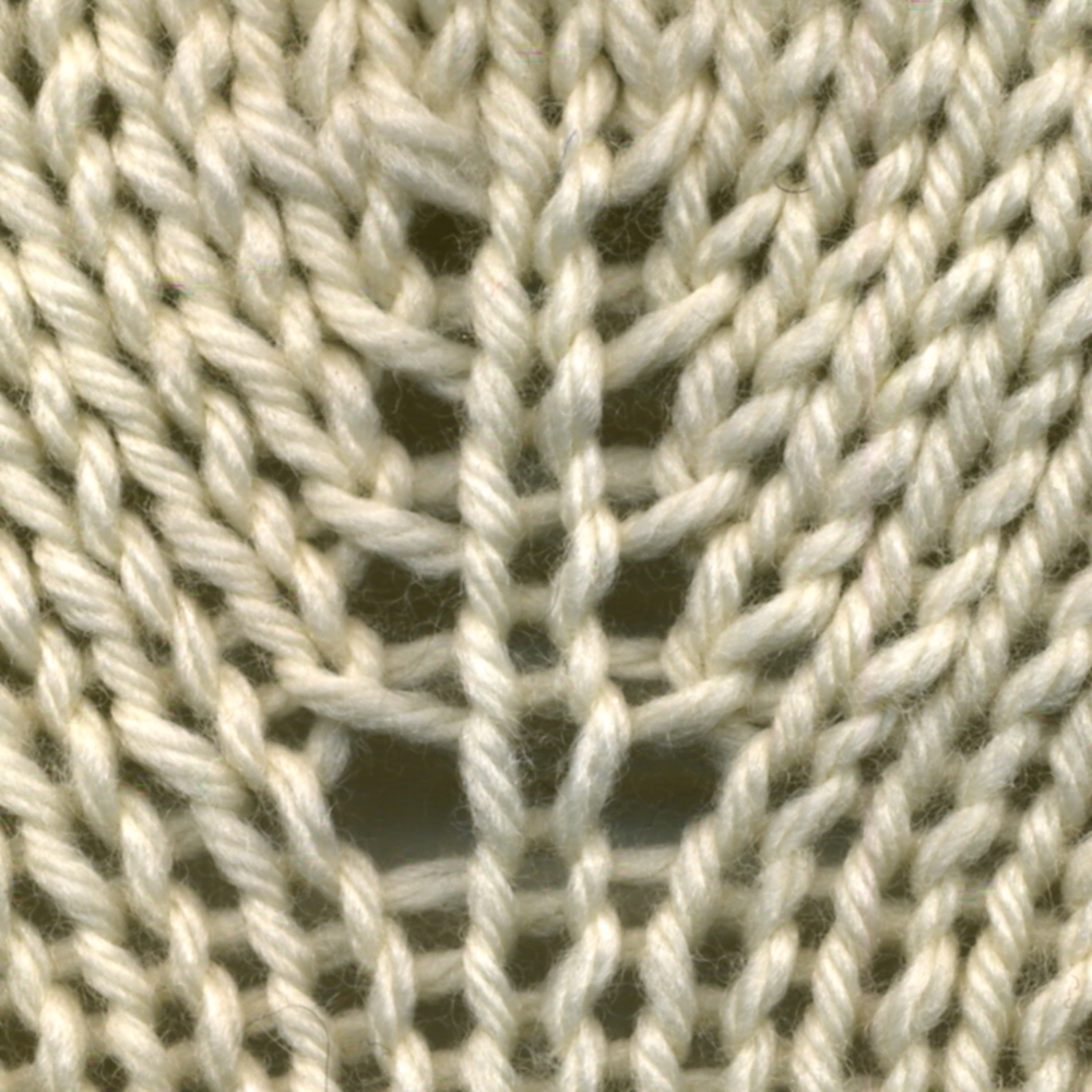 Knot Knecessarily Known Knitting Mirrored Increases