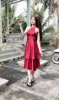 Gái xinh facebook Nguyễn Bé Vi DJ Vi Milk