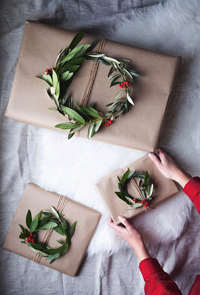 eco, zero, waste, gift, wrap