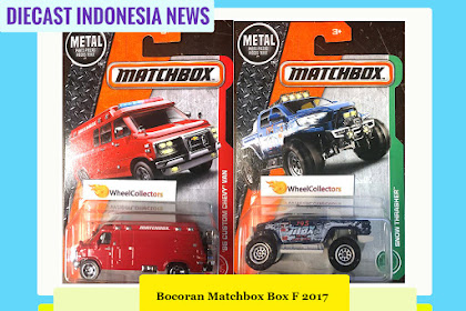 Bocoran Matchbox Box F 2017
