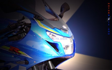 Apa Benar Suzuki GSX-150 Sedang dites Jalanan?