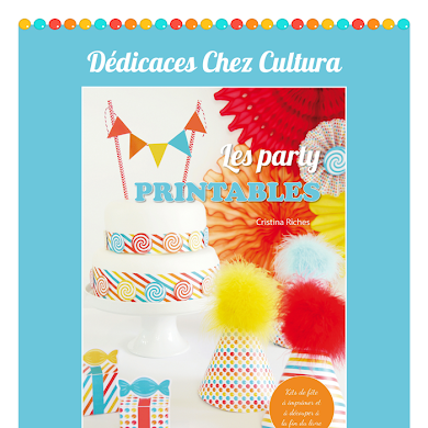 My Party Ideas & Printables Book Tour