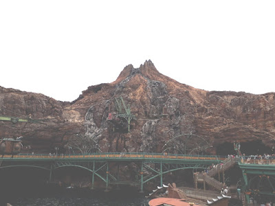 Journey To The Center of The Earth DisneySea Review