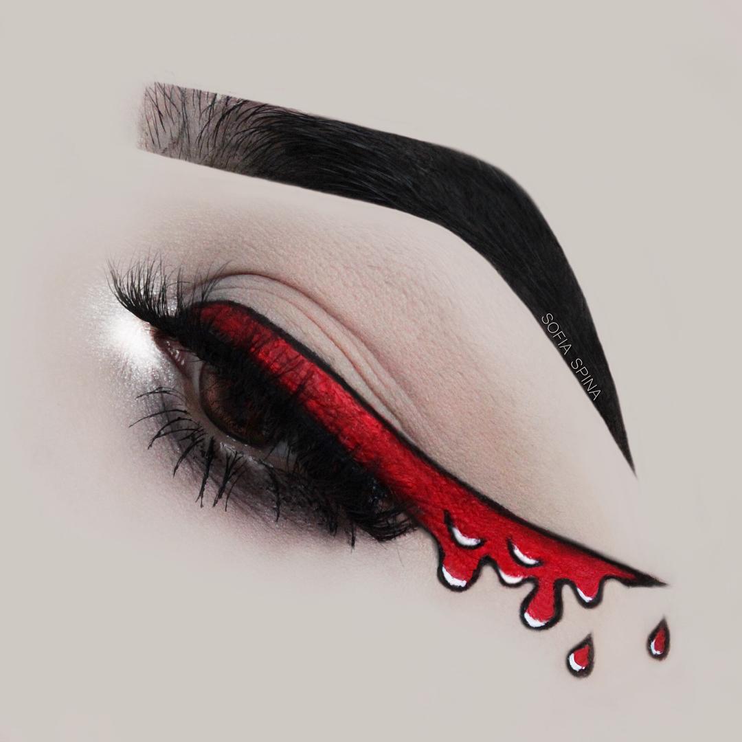 idee-trucco-occhi-halloween