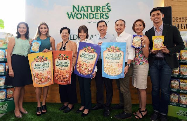Nature S Wonders Nuts Malaysia