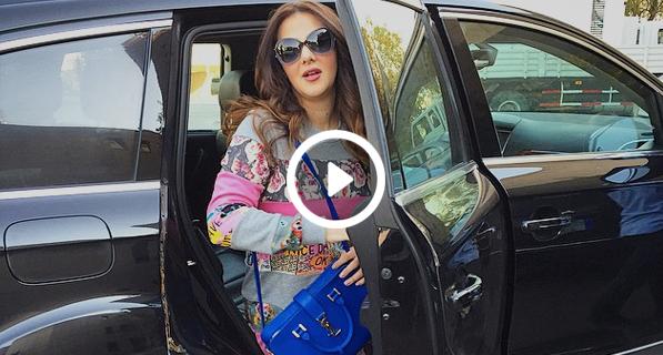 الفنانه دنيا سمير غانم تتعرض لهجوم شديد من جمهورها لأول مرة والسبب..!!