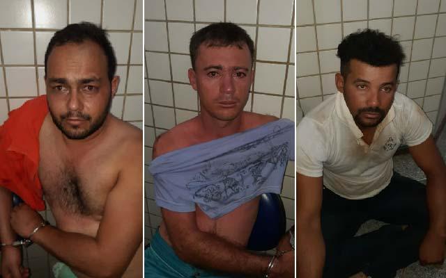 Polícia prende acusados de matar pecuarista em Ruy Barbosa