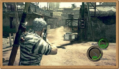 Resident Evil 5 Games Screenshots