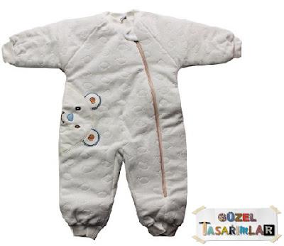 bebek uyku tulumu modelleri