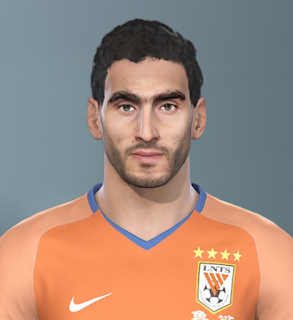 PES 2019 Faces Marouane Fellaini by Sofyan Andri