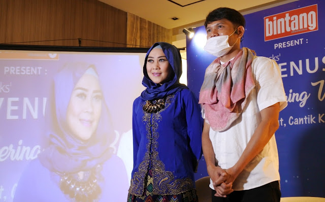 Marcks' VENUS Beauty Gathering with Blogger bersama Tabloid Bintang