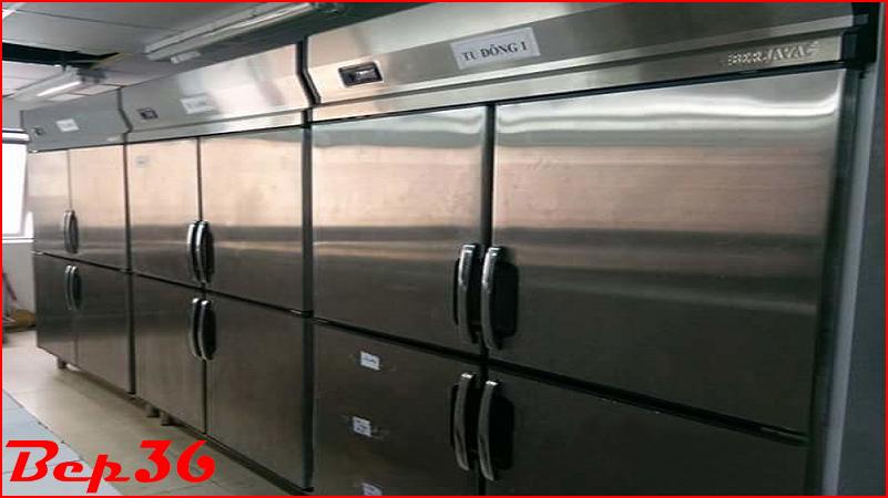 hình ảnh tủ đông bep36